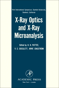 Cover image for X-Ray Optics and X-Ray Microanalysis