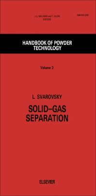Solid—Gas Separation - 1st Edition - ISBN: 9781483256672, 9781483275147