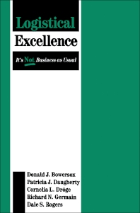 Logistical Excellence - 1st Edition - ISBN: 9781555580872, 9781483292472