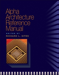 Cover image for Alpha Architecture Reference Manual
