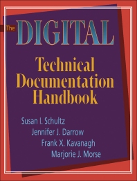 Cover image for The Digital Technical Documentation Handbook