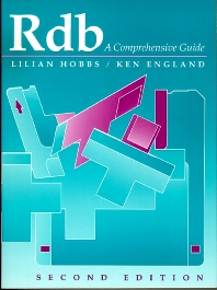 Rdb, 3rd Edition,Lilian Hobbs,Ian Smith,ISBN9781555581862