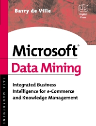 Cover image for Microsoft Data Mining