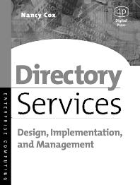Directory Services, 1st Edition,Nancy Cox,ISBN9781555582623