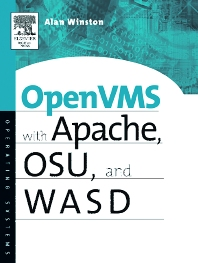 Cover image for OpenVMS with Apache, WASD, and OSU