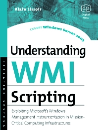 Cover image for Understanding WMI Scripting