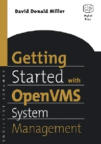 Cover image for Getting Started with OpenVMS System Management