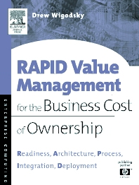 Cover image for RAPID Value Management for the Business Cost of Ownership