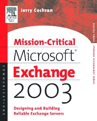Cover image for Mission-Critical Microsoft Exchange 2003