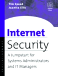Cover image for Internet Security