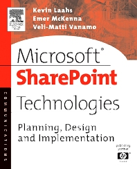 Cover image for Microsoft SharePoint Technologies
