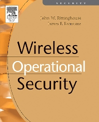 Wireless Operational Security - 1st Edition - ISBN: 9781555583170, 9780080521190