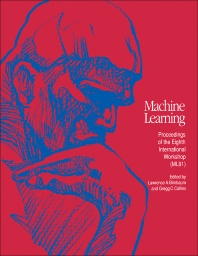 Cover image for Machine Learning Proceedings 1991