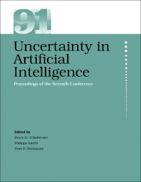 Uncertainty in Artificial Intelligence - 1st Edition - ISBN: 9781558602038, 9781483298566