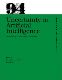 Uncertainty in Artificial Intelligence - 1st Edition - ISBN: 9781558603325, 9781483298603
