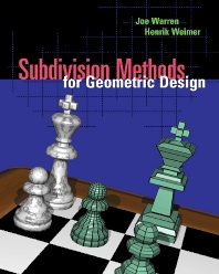 Cover image for Subdivision Methods for Geometric Design