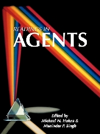 Readings in Agents, 1st Edition,Michael Huhns,Munindar Singh,ISBN9781558604957
