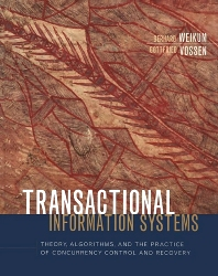 Transactional Information Systems, 1st Edition,Gerhard Weikum,Gottfried Vossen,ISBN9781558605084