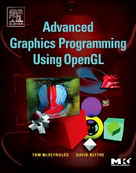 Cover image for Advanced Graphics Programming Using OpenGL