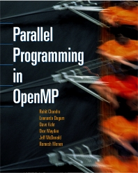 Cover image for Parallel Programming in OpenMP