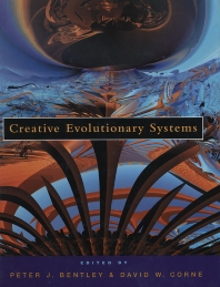 Cover image for Creative Evolutionary Systems
