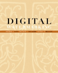 Cover image for Digital Watermarking