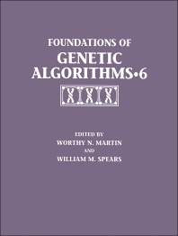 Cover image for Foundations of Genetic Algorithms 2001 (FOGA 6)