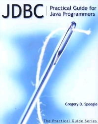 JDBC - 1st Edition - ISBN: 9781558607361, 9780080509594