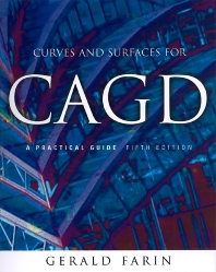 Curves and Surfaces for CAGD, 5th Edition,Gerald Farin,ISBN9781558607378