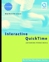 Cover image for Interactive QuickTime