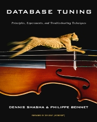 Database Tuning, 1st Edition,Dennis Shasha,Philippe Bonnet,ISBN9781558607538