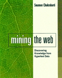 Cover image for Mining the Web