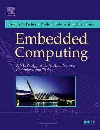 Cover image for Embedded Computing
