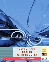 Cover image for System Level Design with Rosetta