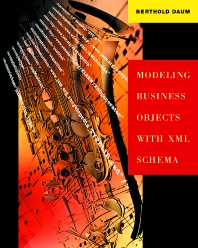 Modeling Business Objects with XML Schema, 1st Edition,Berthold Daum,ISBN9781558608160