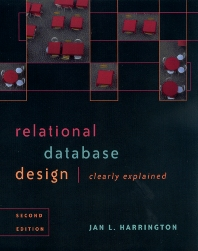 Cover image for Relational Database Design Clearly Explained