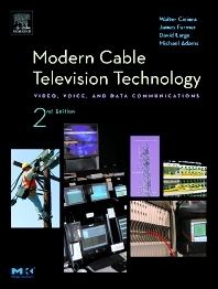 Cover image for Modern Cable Television Technology