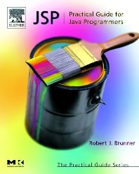 JSP, 1st Edition,Robert Brunner,ISBN9781558608368
