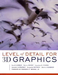 Cover image for Level of Detail for 3D Graphics