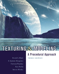 Book Series: Texturing and Modeling