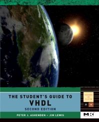 Cover image for The Student's Guide to VHDL