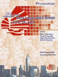 Proceedings 2002 VLDB Conference