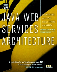 Cover image for Java Web Services Architecture