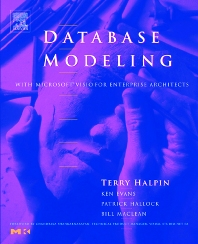Database Modeling with Microsoft® Visio for Enterprise Architects - 1st Edition - ISBN: 9781558609198, 9780080491035