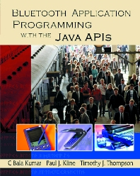 Cover image for Bluetooth Application Programming with the Java APIs