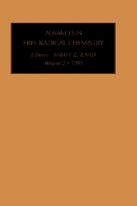 Advances in Free Radical Chemistry, Volume 2, 1st Edition,S.Z. Zard,ISBN9781559383219