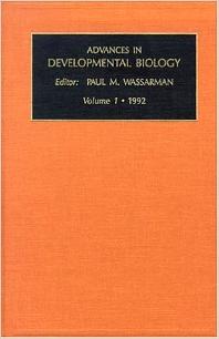 Advances in Developmental Biology - 1st Edition - ISBN: 9781559383486, 9780080876740