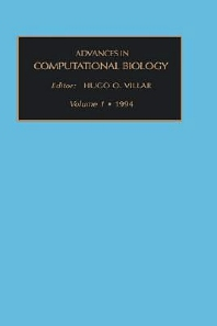 Advances in Computational Biology, 1st Edition,H.O. Villar,ISBN9781559386333