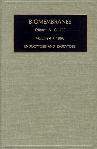 Endocytosis and Exocytosis, 1st Edition,A.G. Lee,ISBN9781559386616