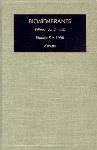 ATPases, 1st Edition,A.G. Lee,ISBN9781559386623